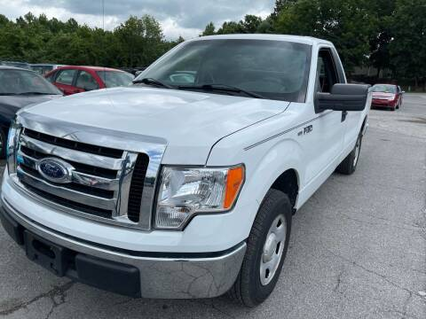 2009 Ford F-150 for sale at Best Buy Auto Sales in Murphysboro IL