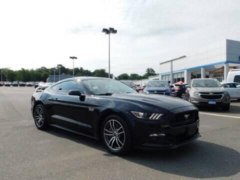 2016 Ford Mustang for sale at Radley Cadillac in Fredericksburg VA