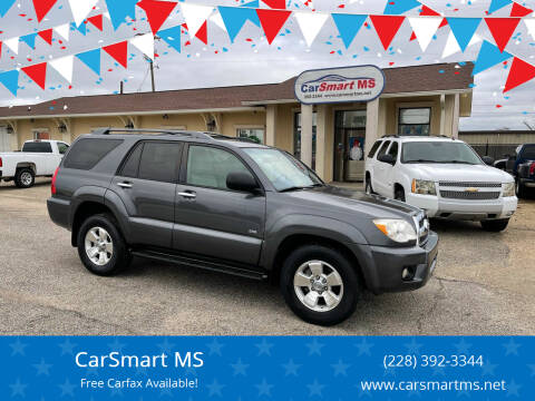 2006 Toyota 4Runner for sale at CarSmart MS in Diberville MS