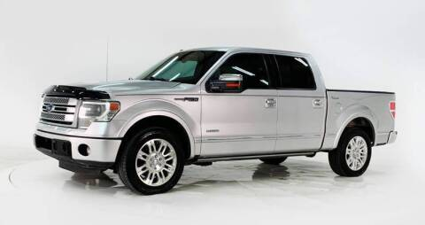 2013 Ford F-150 for sale at Houston Auto Credit in Houston TX