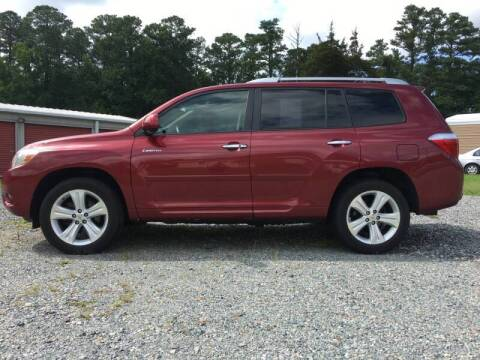 2009 Toyota Highlander for sale at Harris Motors Inc in Saluda VA