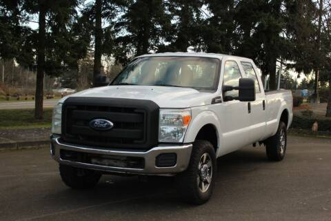2011 Ford F-350 Super Duty for sale at Top Gear Motors in Lynnwood WA