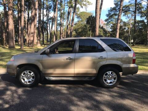 2001 Acura MDX for sale at Import Auto Brokers Inc in Jacksonville FL