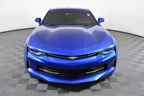 2016 Chevrolet Camaro for sale at Southern Auto Solutions-Jim Ellis Volkswagen Atlan in Marietta GA