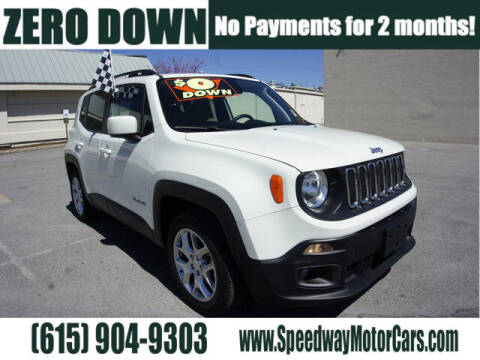 2018 Jeep Renegade for sale at Speedway Motors in Murfreesboro TN