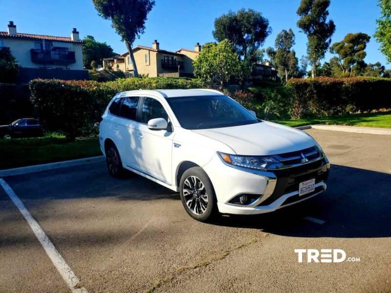 2018 Mitsubishi Outlander PHEV for sale in San Diego, CA