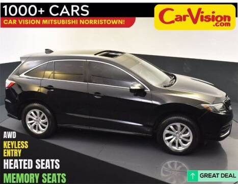 2017 Acura RDX for sale at Car Vision Buying Center in Norristown PA