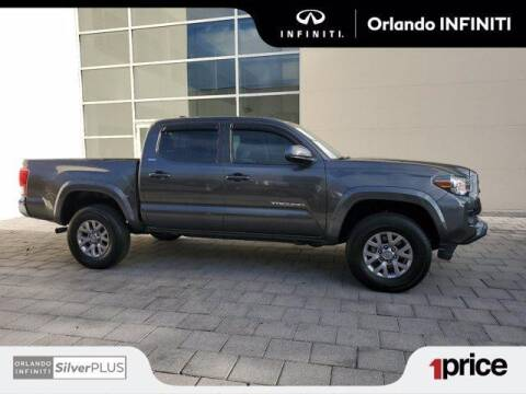 2017 Toyota Tacoma for sale at Orlando Infiniti in Orlando FL