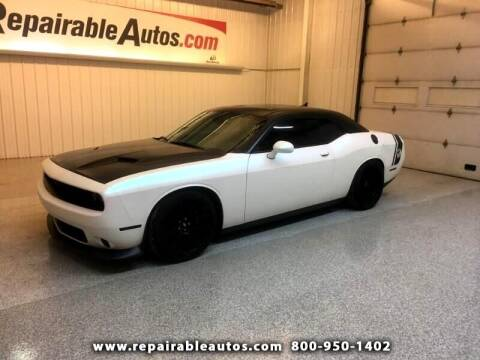 2016 Dodge Challenger for sale at Ken's Auto in Strasburg ND