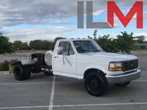 1994 Ford F-350 for sale at INDY LUXURY MOTORSPORTS in Fishers IN