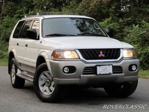 2000 Mitsubishi Montero Sport for sale at Isuzu Classic in Cream Ridge NJ