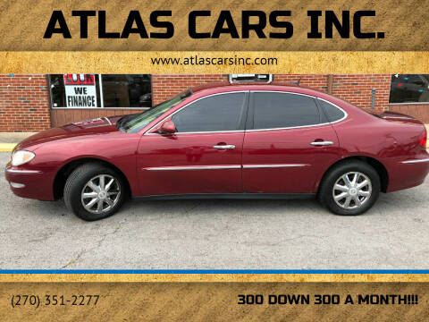 2007 Buick LaCrosse for sale at Atlas Cars Inc. in Radcliff KY