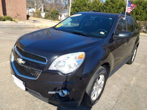 2011 Chevrolet Equinox for sale at Hilton Motors Inc. in Newport News VA