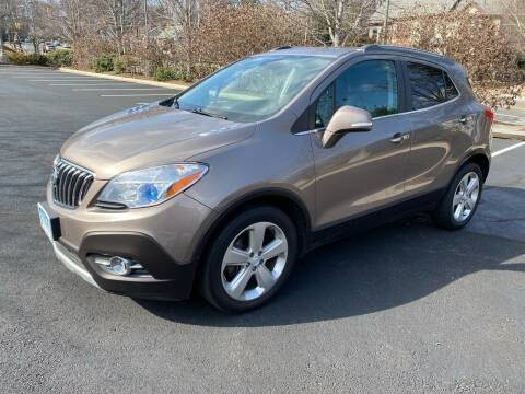 2015 Buick Encore for sale at Car World Inc in Arlington VA