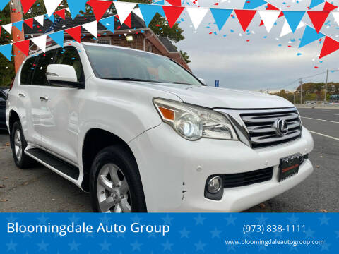 2011 Lexus GX 460 for sale at Bloomingdale Auto Group - The Car House in Butler NJ