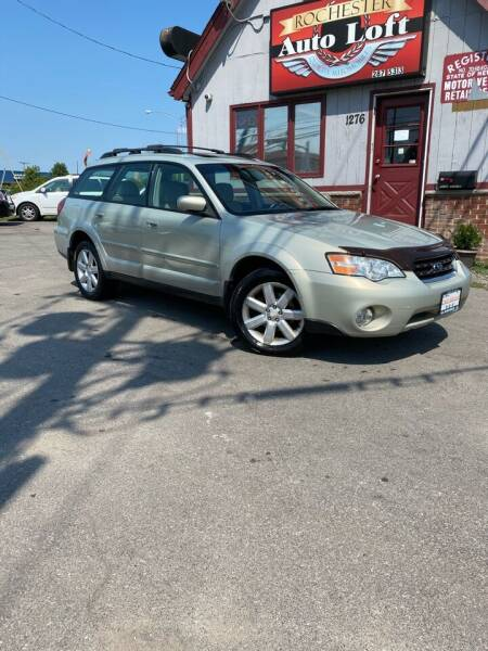 2006 Subaru Outback for sale at Atlantic Auto Brokers in Rochester NY