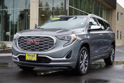 2019 GMC Terrain for sale at Jeremy Sells Hyundai in Edmonds WA