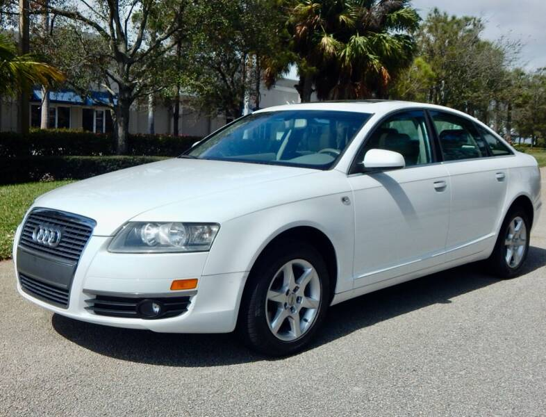 2007 Audi A6 for sale at VE Auto Gallery LLC in Lake Park FL