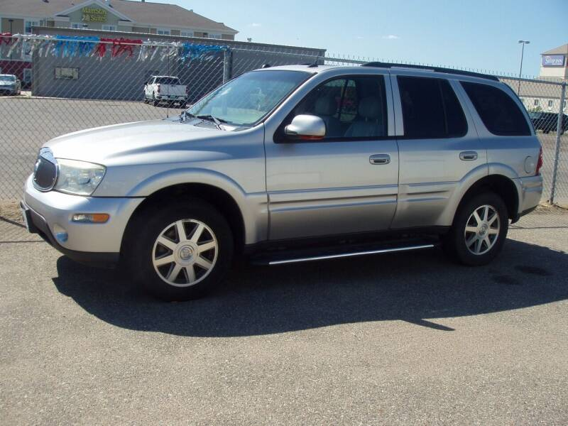 2005 Buick Rainier for sale at Magic City Wholesale in Minot ND