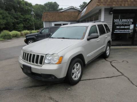 2010 Jeep Grand Cherokee for sale at Millbrook Auto Sales in Duxbury MA