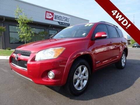 2009 Toyota RAV4 for sale at Wholesale Direct in Wilmington NC