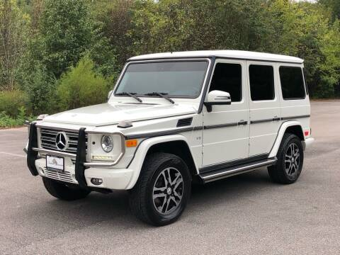 2013 Mercedes-Benz G-Class for sale at Turnbull Automotive in Homewood AL