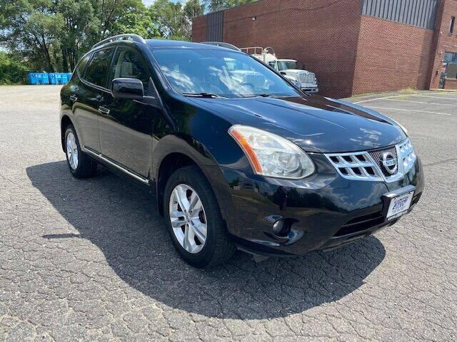 2012 Nissan Rogue for sale at Capitol Auto Sales Inc in Manassas VA