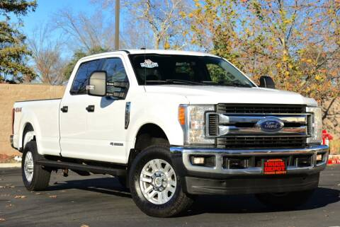 2017 Ford F-350 Super Duty for sale at Sac Truck Depot in Sacramento CA