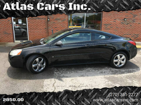2006 Pontiac G6 for sale at Atlas Cars Inc. - Radcliff Lot in Radcliff KY