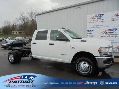 2020 RAM Ram Chassis 3500 for sale at PATRIOT CHRYSLER DODGE JEEP RAM in Oakland MD