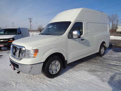 2013 Nissan NV Cargo for sale at King Cargo Vans INC in Savage MN