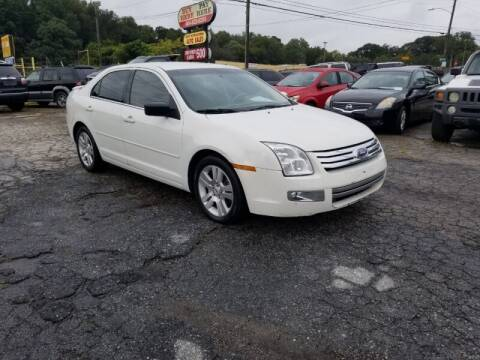 2008 Ford Fusion for sale at DREWS AUTO SALES INTERNATIONAL BROKERAGE in Atlanta GA