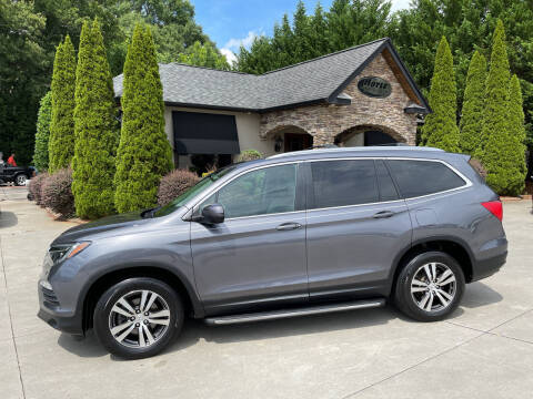 2016 Honda Pilot for sale at Hoyle Auto Sales in Taylorsville NC
