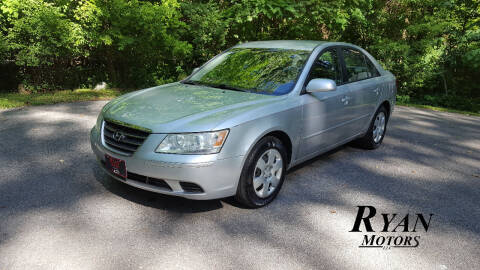2010 Hyundai Sonata for sale at Ryan Motors LLC in Warsaw IN