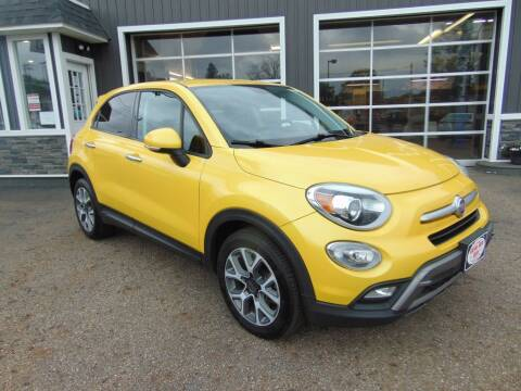 2016 FIAT 500X for sale at Akron Auto Sales in Akron OH