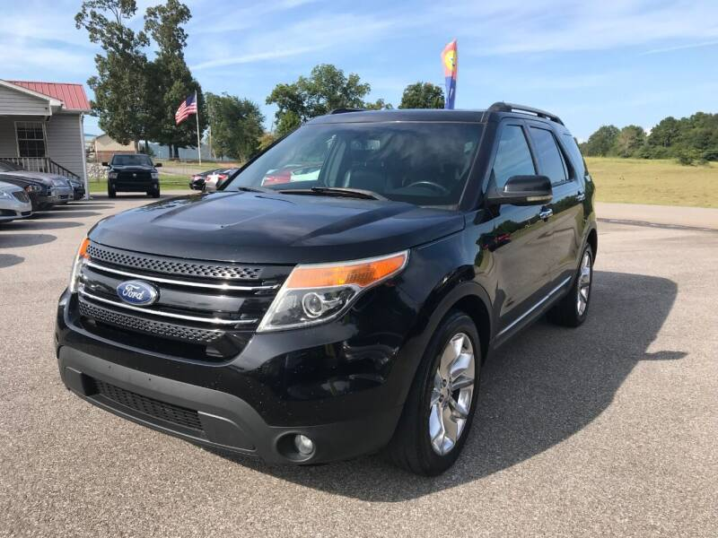 2012 Ford Explorer for sale at RPM AUTO LAND in Anniston AL