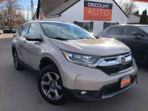 2018 Honda CR-V for sale at Discount Auto Brokers Inc. in Lehi UT