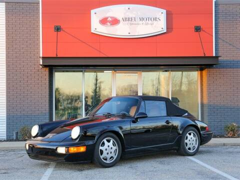 1992 Porsche 911 for sale at Abreu Motors in Carmel IN