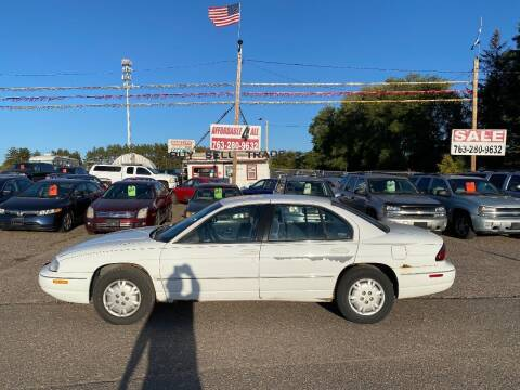 1998 Chevrolet Lumina for sale at Affordable 4 All Auto Sales in Elk River MN