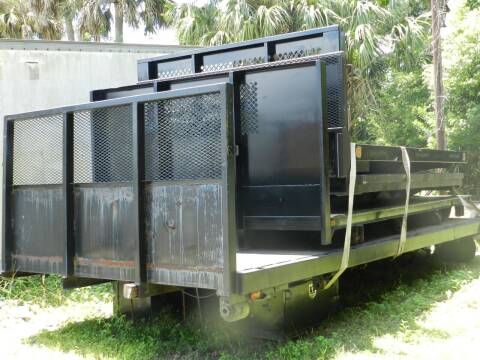 FLATBEED FLATBEED for sale at DEBARY TRUCK SALES in Sanford FL