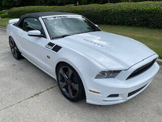 2014 Ford Mustang for sale at United Luxury Motors in Stone Mountain GA
