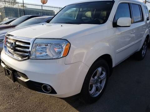 2013 Honda Pilot for sale at Ournextcar/Ramirez Auto Sales in Downey CA