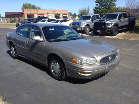 2002 Buick LeSabre for sale at Bruns & Sons Auto in Plover WI