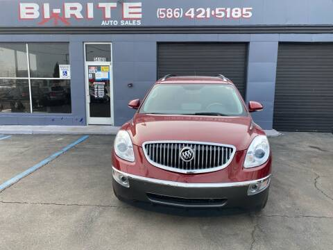 2011 Buick Enclave for sale at Bi-Rite Auto Sales in Clinton Township MI