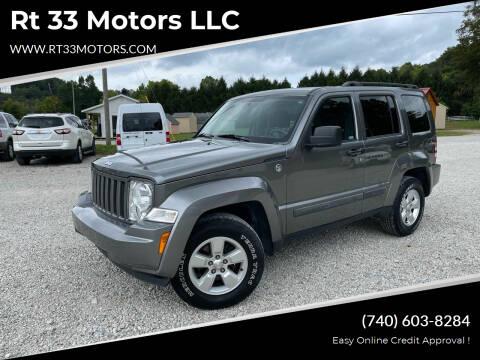 2012 Jeep Liberty for sale at Rt 33 Motors LLC in Rockbridge OH