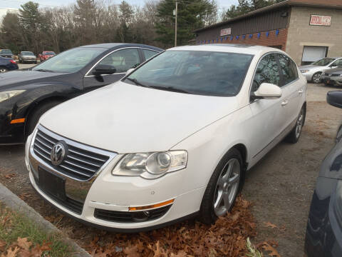 2008 Volkswagen Passat for sale at Official Auto Sales in Plaistow NH