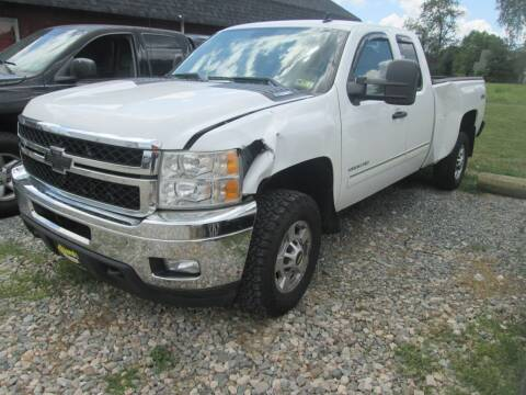 2011 Chevrolet Silverado 2500HD for sale at Wally's Wholesale in Manakin Sabot VA