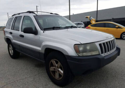 2004 Jeep Grand Cherokee for sale at CARZLOT in Portsmouth VA