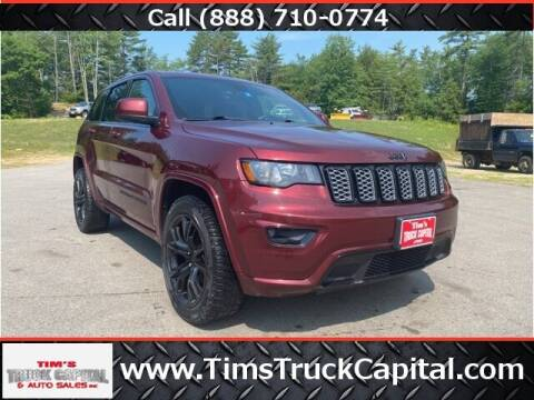 2017 Jeep Grand Cherokee for sale at TTC AUTO OUTLET/TIM'S TRUCK CAPITAL & AUTO SALES INC ANNEX in Epsom NH