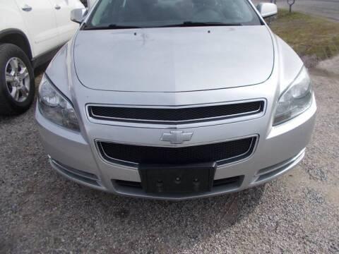 2012 Chevrolet Malibu for sale at OTTO'S AUTO SALES in Gainesville TX